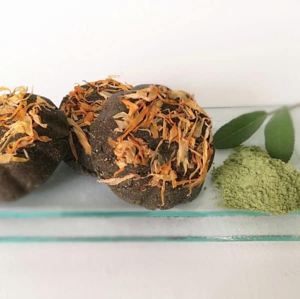 champú sólido de Neem y Ortiga para cabello graso, seco o normal