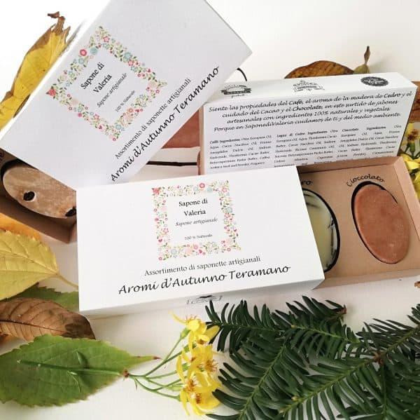 jabón natural surtido artesanal para regalar y comprar online