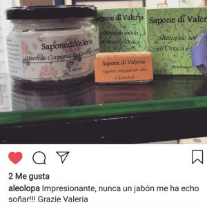 Champú sólido para pelo y cosmética natural en barcelona