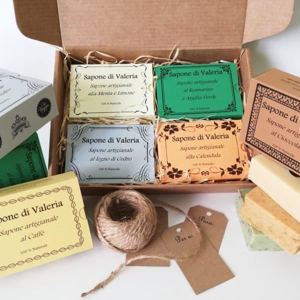 Pack jabones naturales artesanal casero