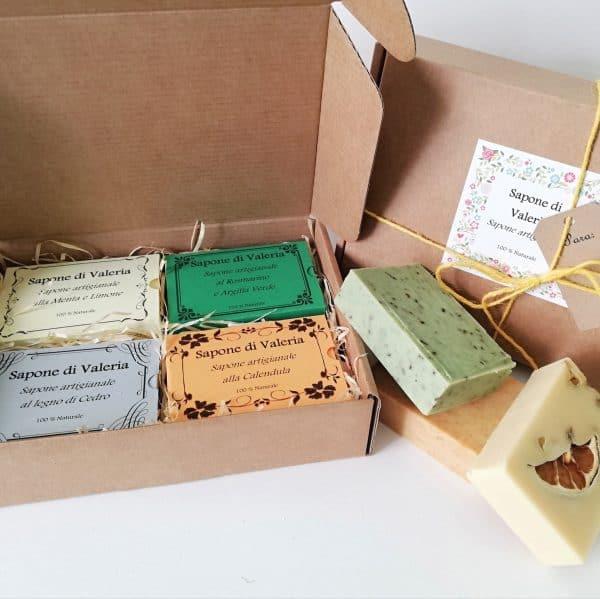 Pack jabones naturales regalo