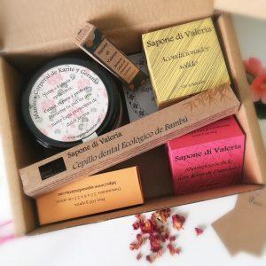 Jabon natural, champú sólido para cabello y acondicionador sólido y más productos de cosmética natural