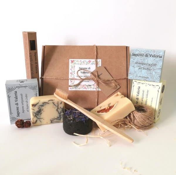 Packaging para regalar SaponediValeria