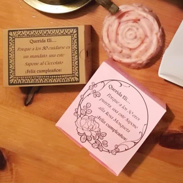 Packaging personalizado cumpleaños