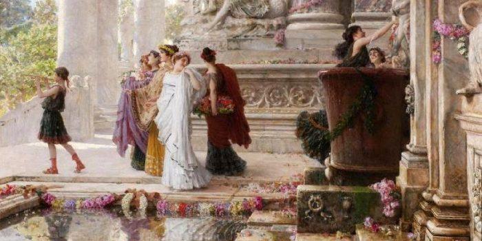 Origen rituales Roma
