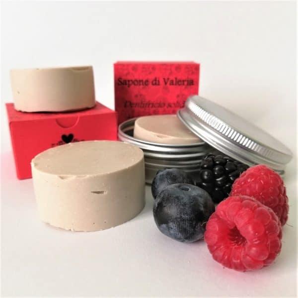 pasta dental natural para niños ecológica