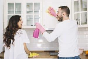 limpiar desinfectar casa coronavirus covid 19.