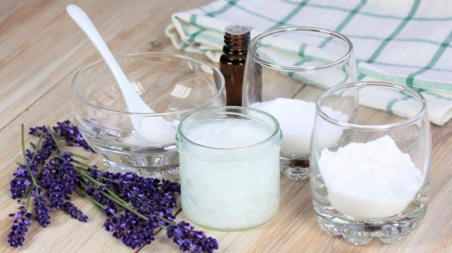 desodorante casero receta